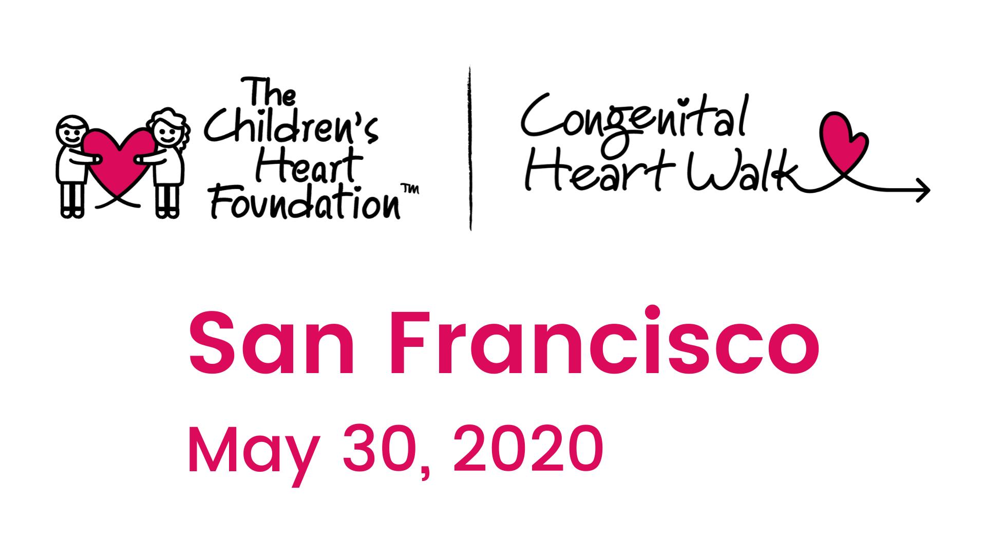 San Francisco Congenital Heart Walk (California)