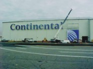 Continental Airlines Newark Airport