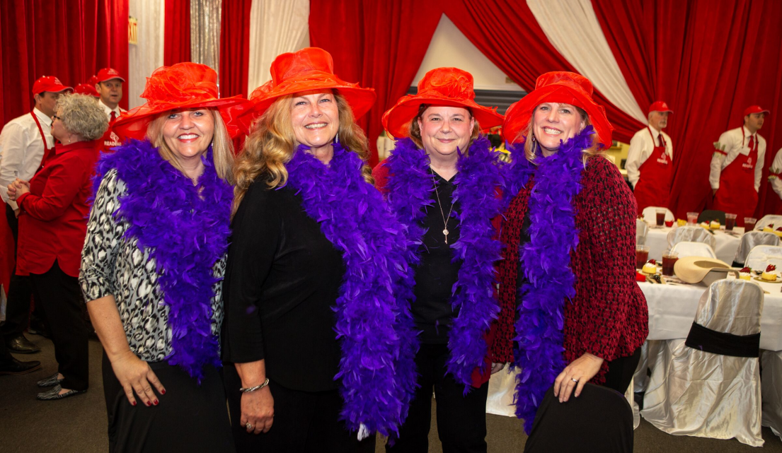 2017 Red Hat Literacy Luncheon