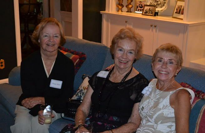 Diane Stites, Betty List, Linda Maggio