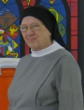 Sister of the Month: Sr. Rita Hess September 2015