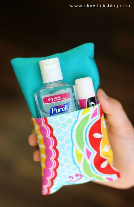 Simple Projects - Travel Tissue Holders