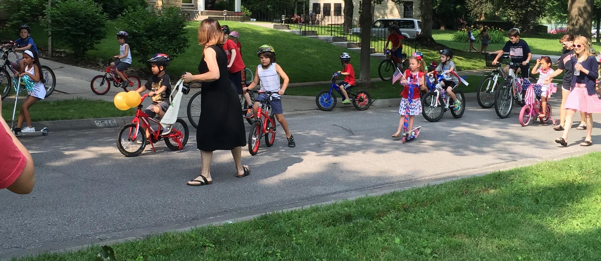 July 4, 2015 Woodsdale Islands Parade