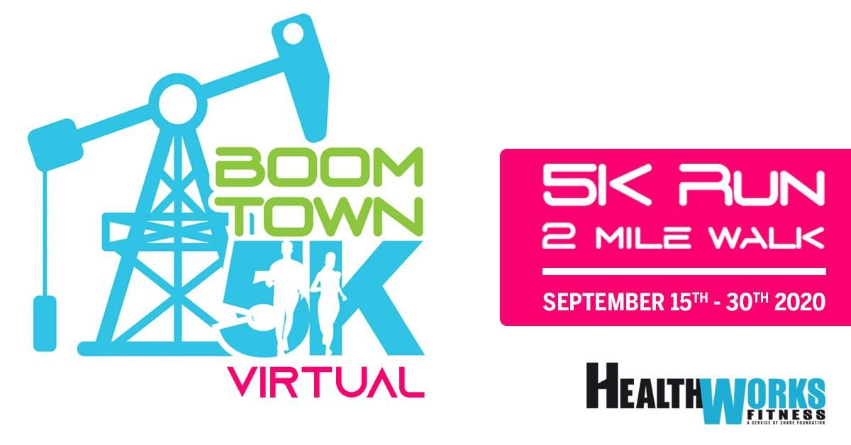HealthWorks Boomtown Goes Virtual