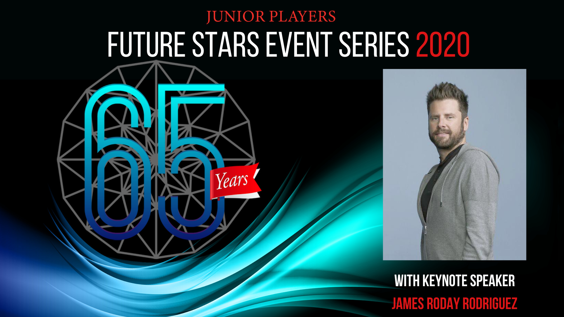 Future Stars Event Series with Keynote Speaker James Roday Rodriguez