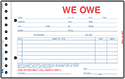 We Owe