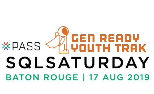 SQL Saturday GEN Ready Youth Trak - AUG 17