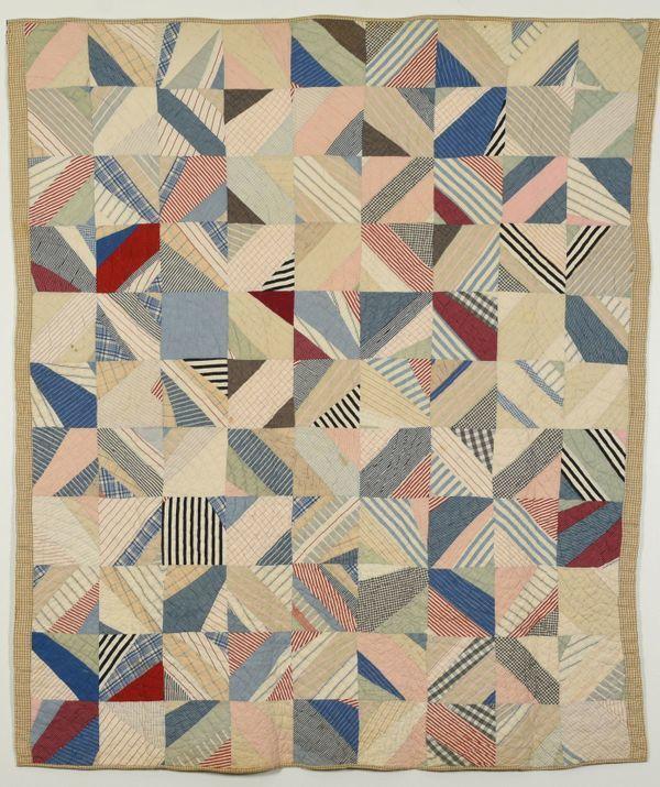String Pattern quilt