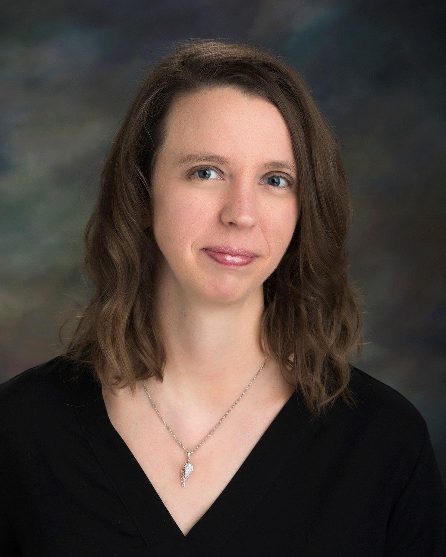 Brittany Friesen, Family Assistance Program Coordinator