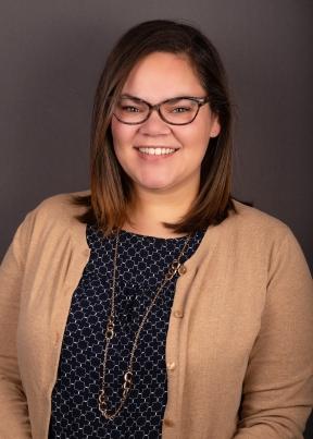 Amanda Kirby, Library Director