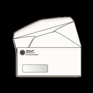 Item E10 - #10 Standard Window Envelope