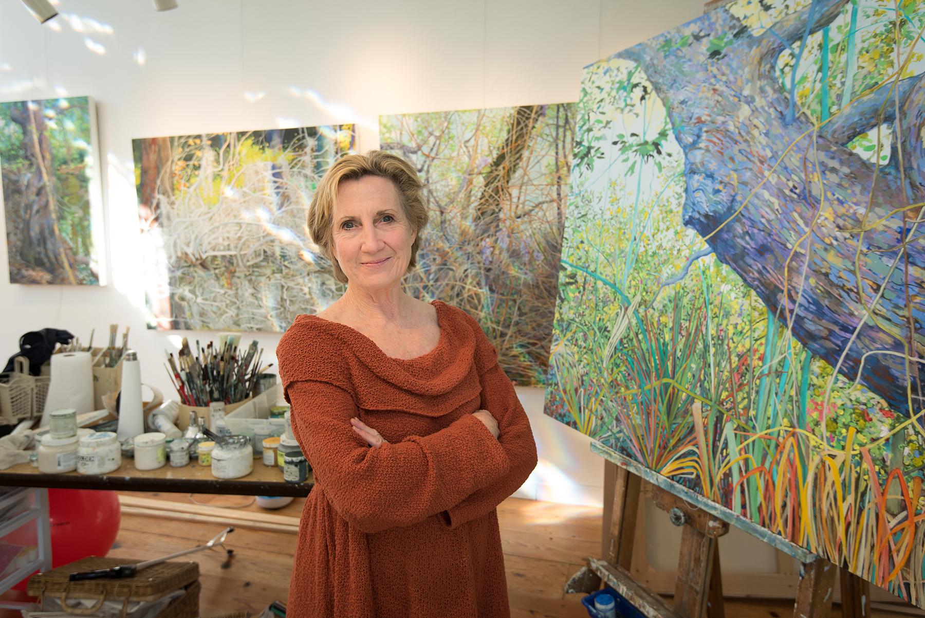 Throwback Thursday: Elizabeth Bradford: Time + Terrain