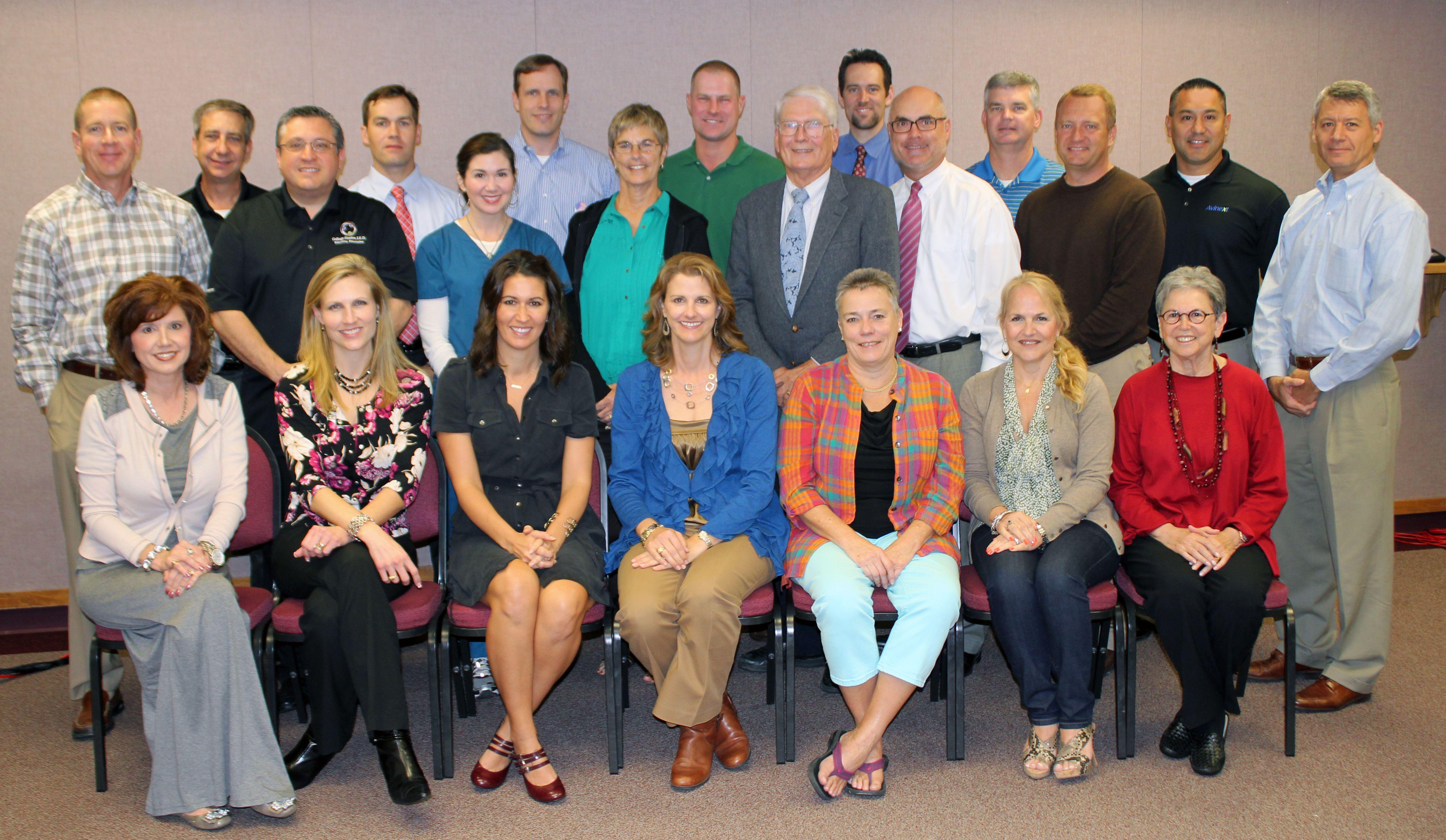 2013-14 Board of Directors