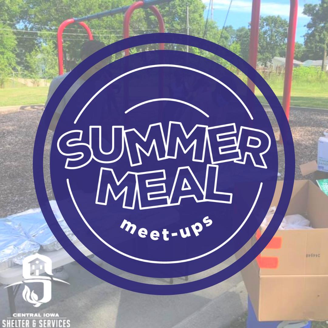 Summer Meal Meet-Ups!