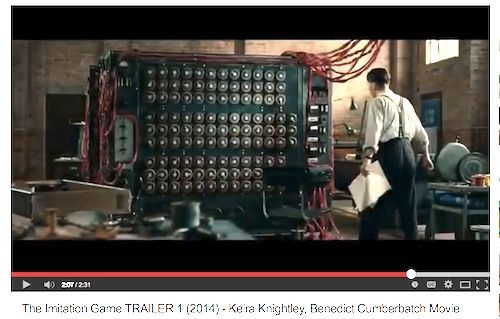 The Imitation Game - Movie Coming Fall 2014