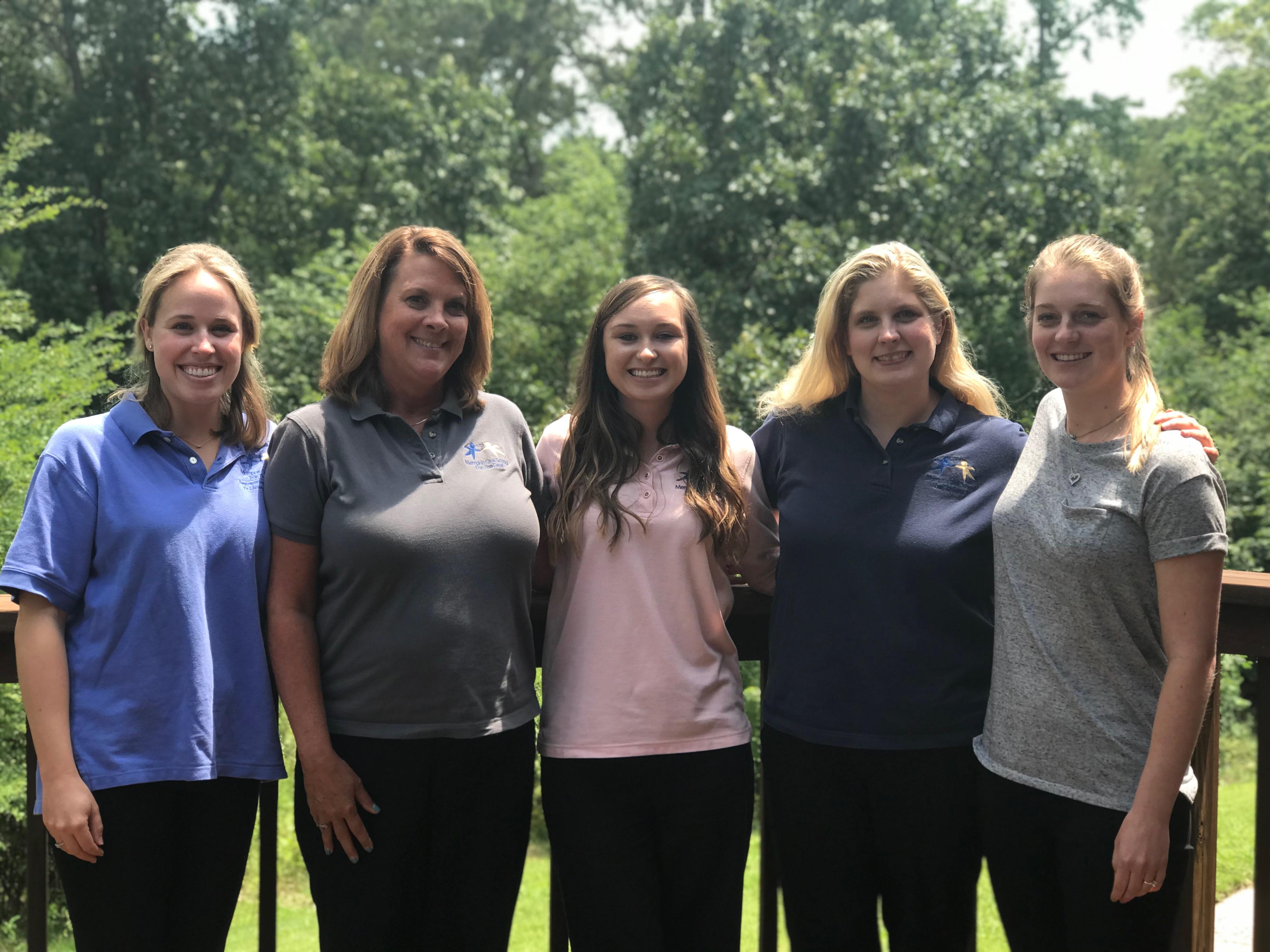 New MOSD Staff on Campus