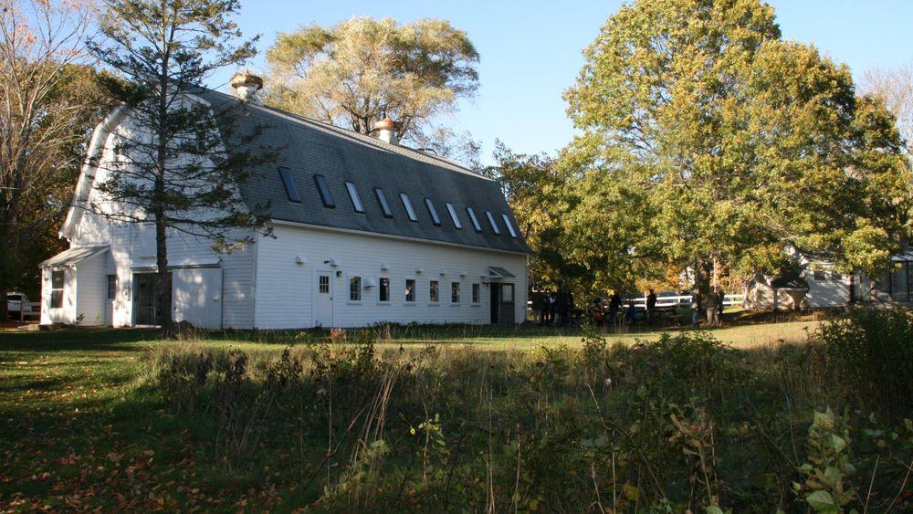 Mayflower Venues Audubon Society of Rhode Island Ten Mile Barn Caratunk Wildlife Refuge Wedding Field Forest Nature