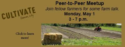 Peer-to-Peer Event May 1