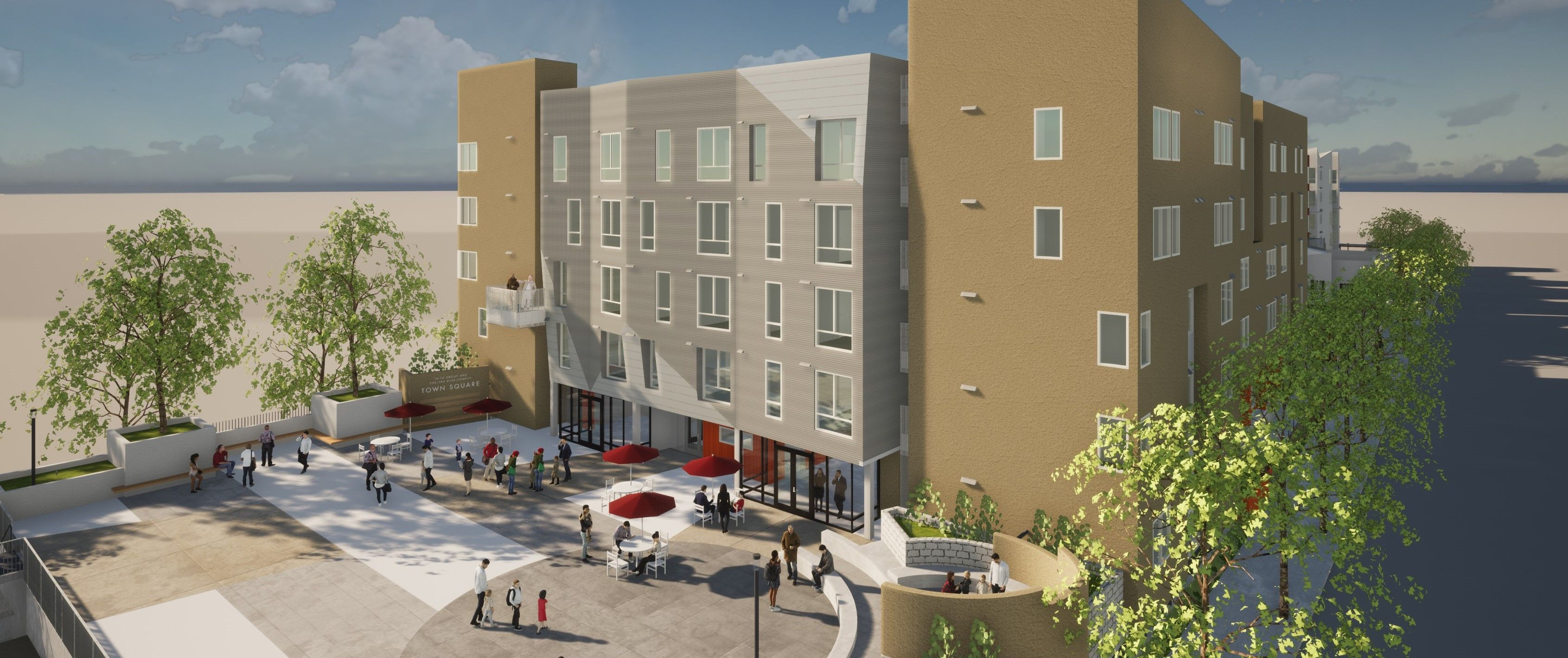 Breaking Ground on New Housing