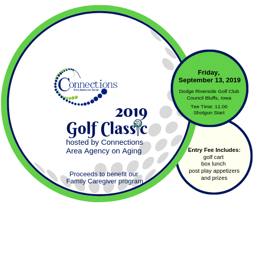 Council Bluffs, 2019 Golf Classic