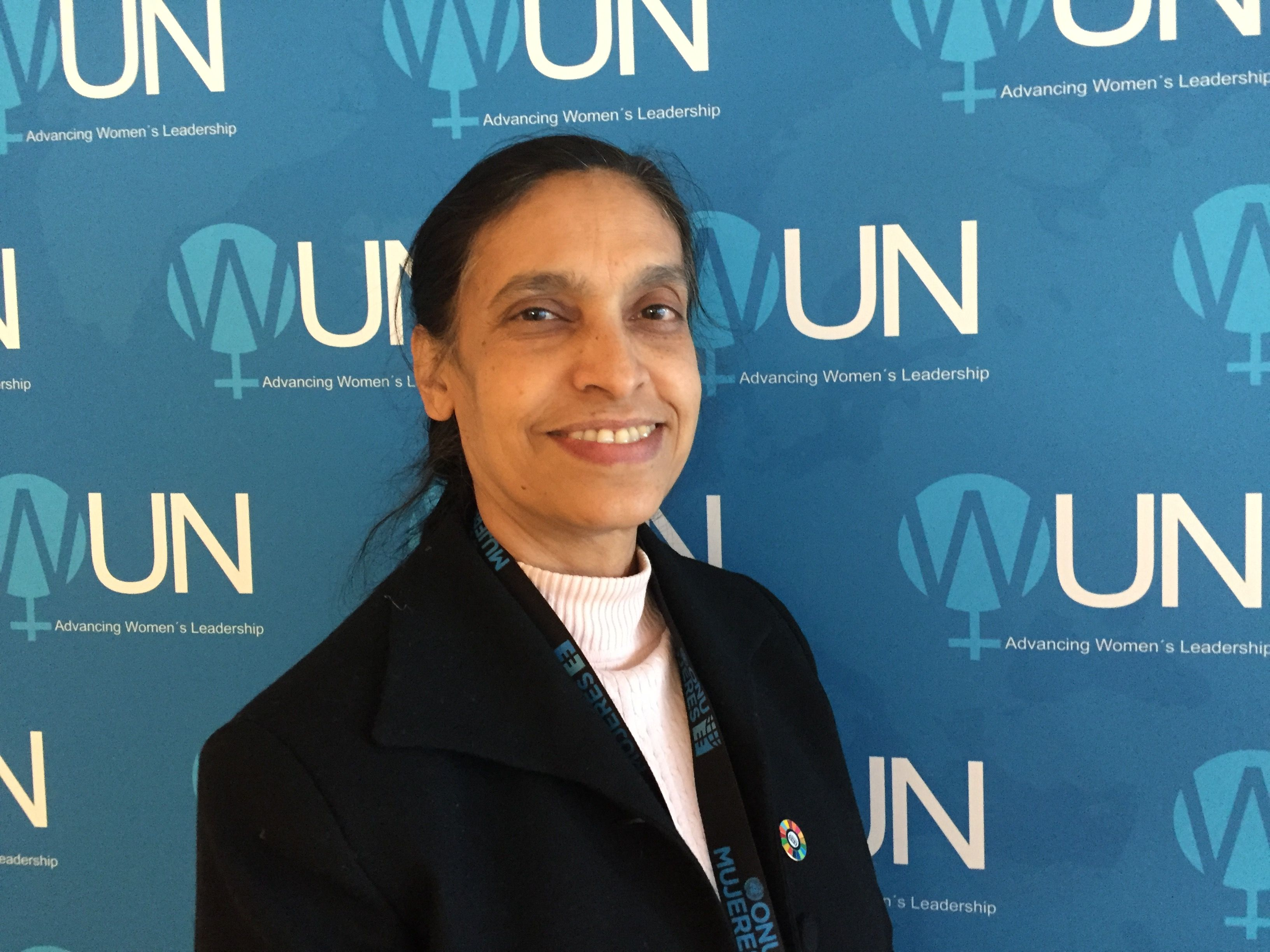 Sr. Celine Paramundayil finishes role at the UN