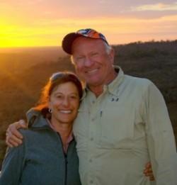 Sally and Doug McCain
