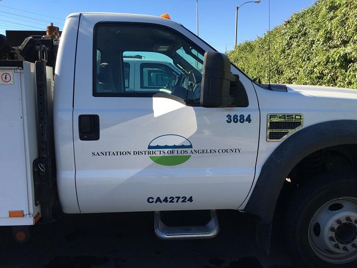 Truck Fleet Graphics