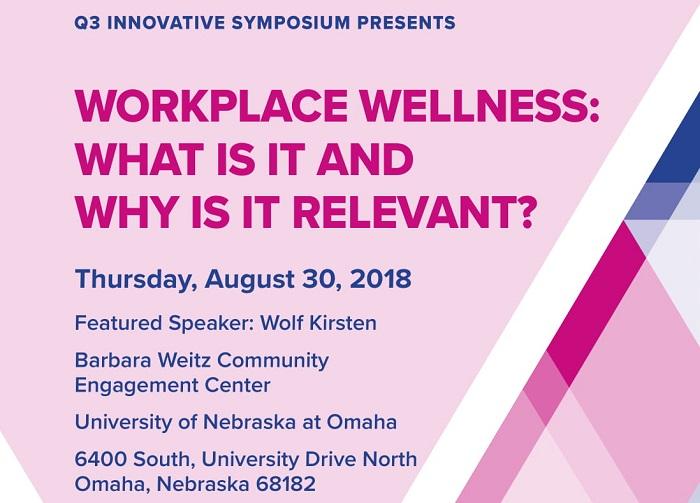 Q3 Innovative Symposium - August 30