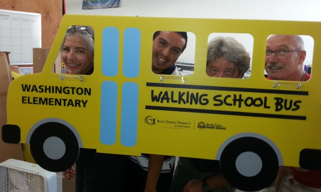 School Bus Cut out