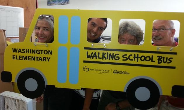 School Bus Cut out