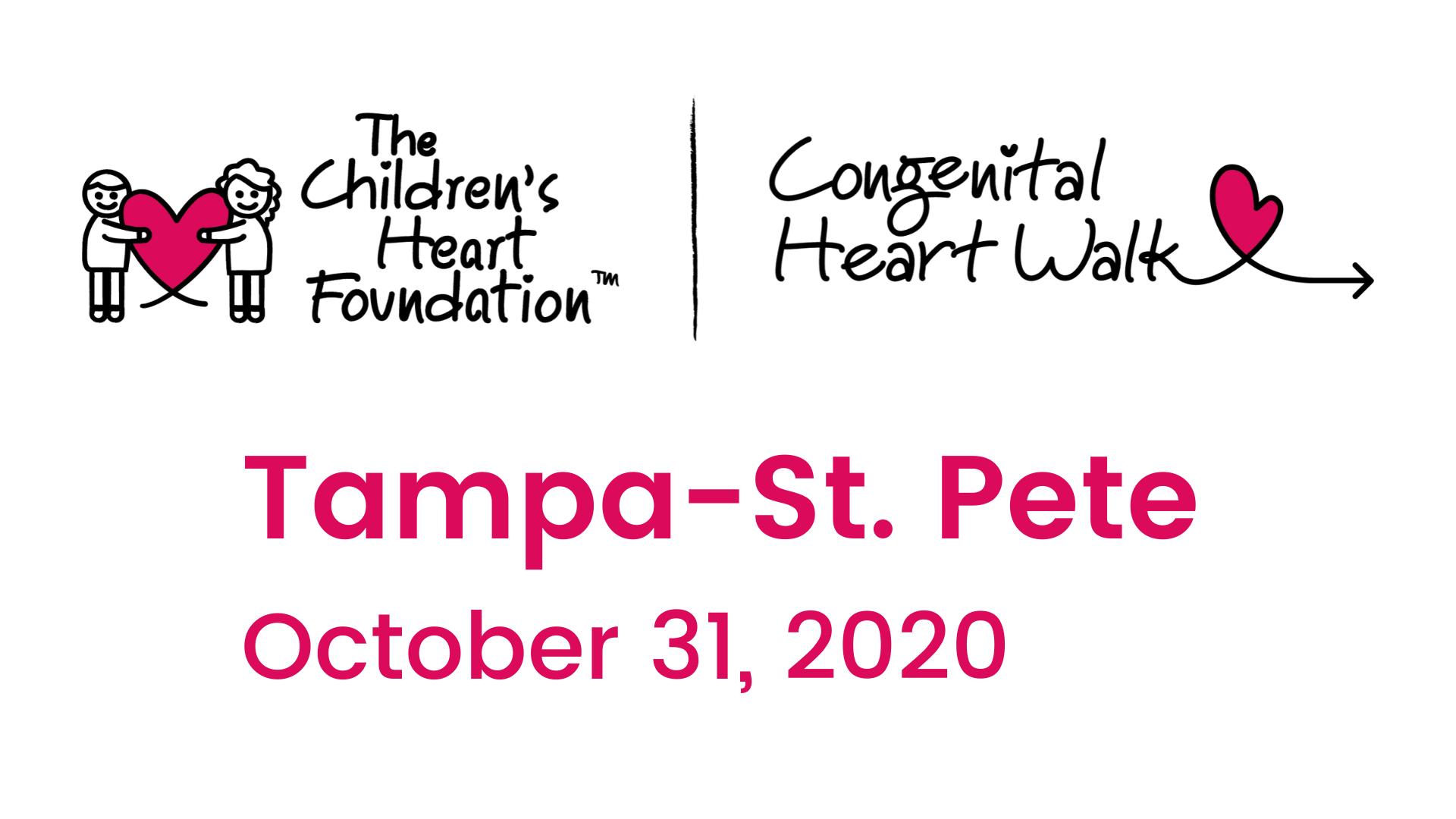 Tampa-St. Pete Congenital Heart Walk (Florida)