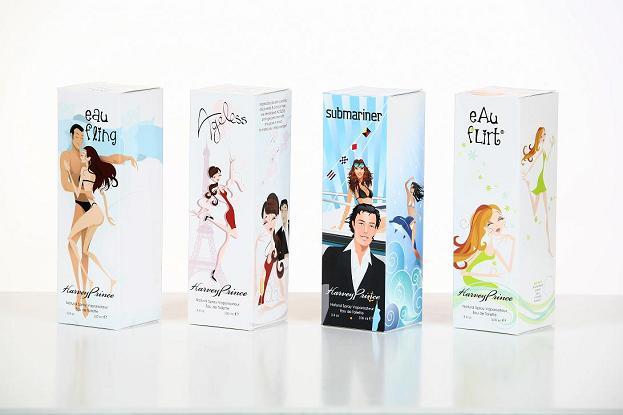Harvey Prince Folding Cartons