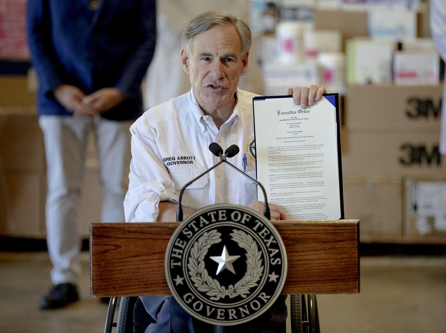 Texas halts abortion services amid coronavirus outbreak