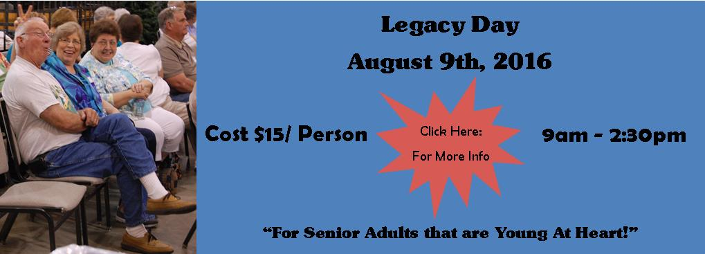 2016 Legacy Day