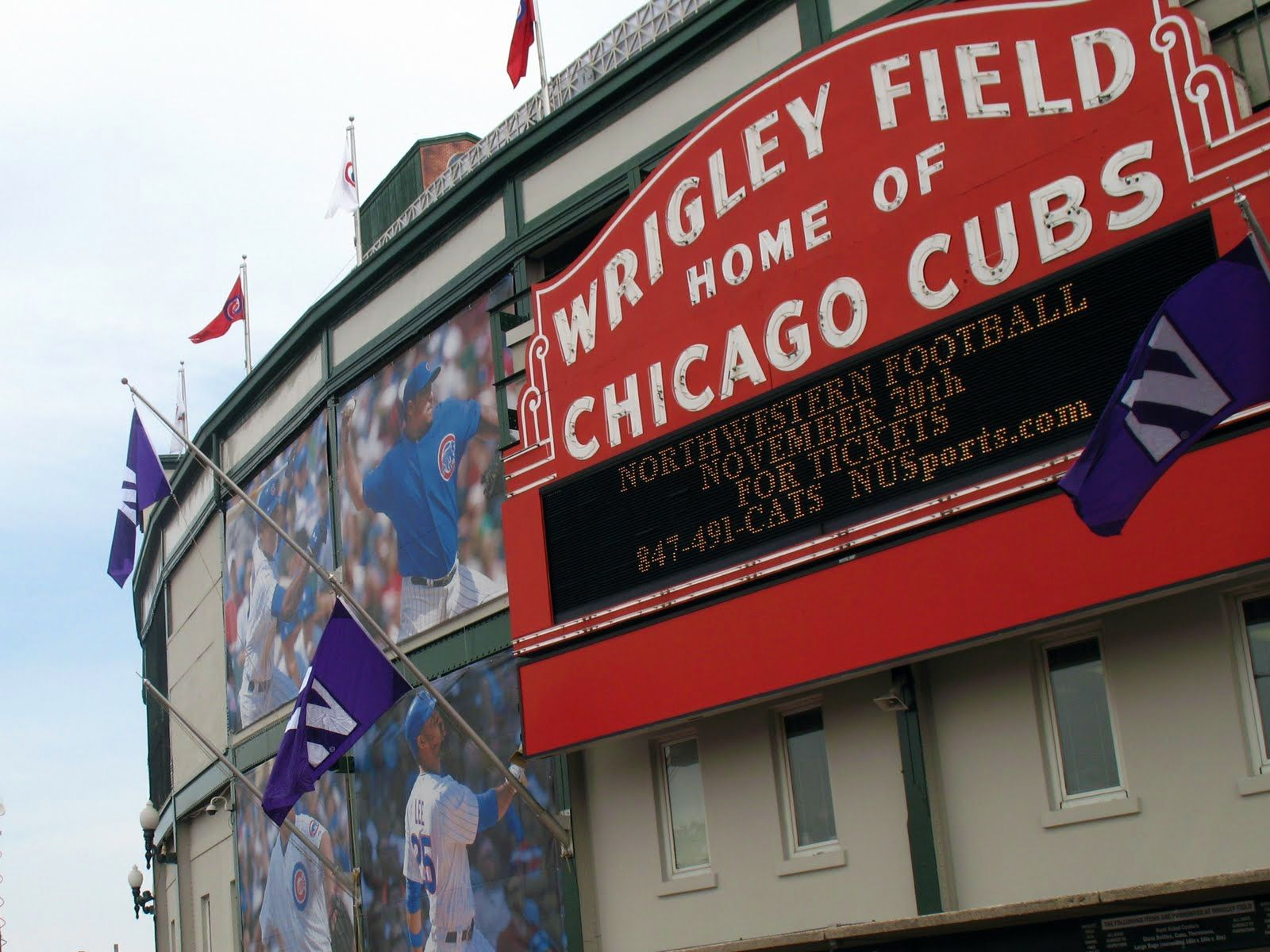 Classic Wrigley Field Rooftop Experience