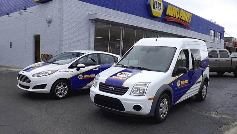 NAPA Transit Vans