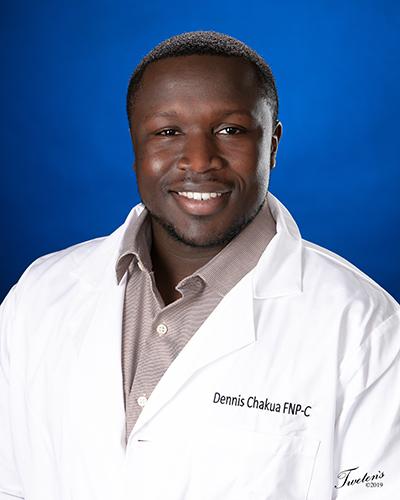 Dennis Chakua, FNP