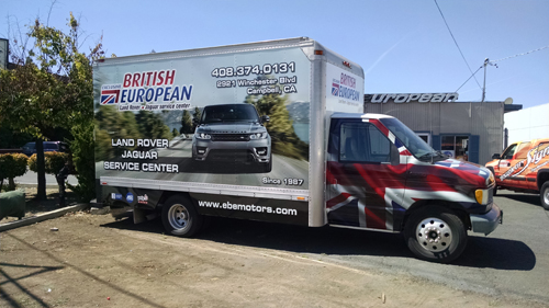 Vehicle Graphics & Wraps
