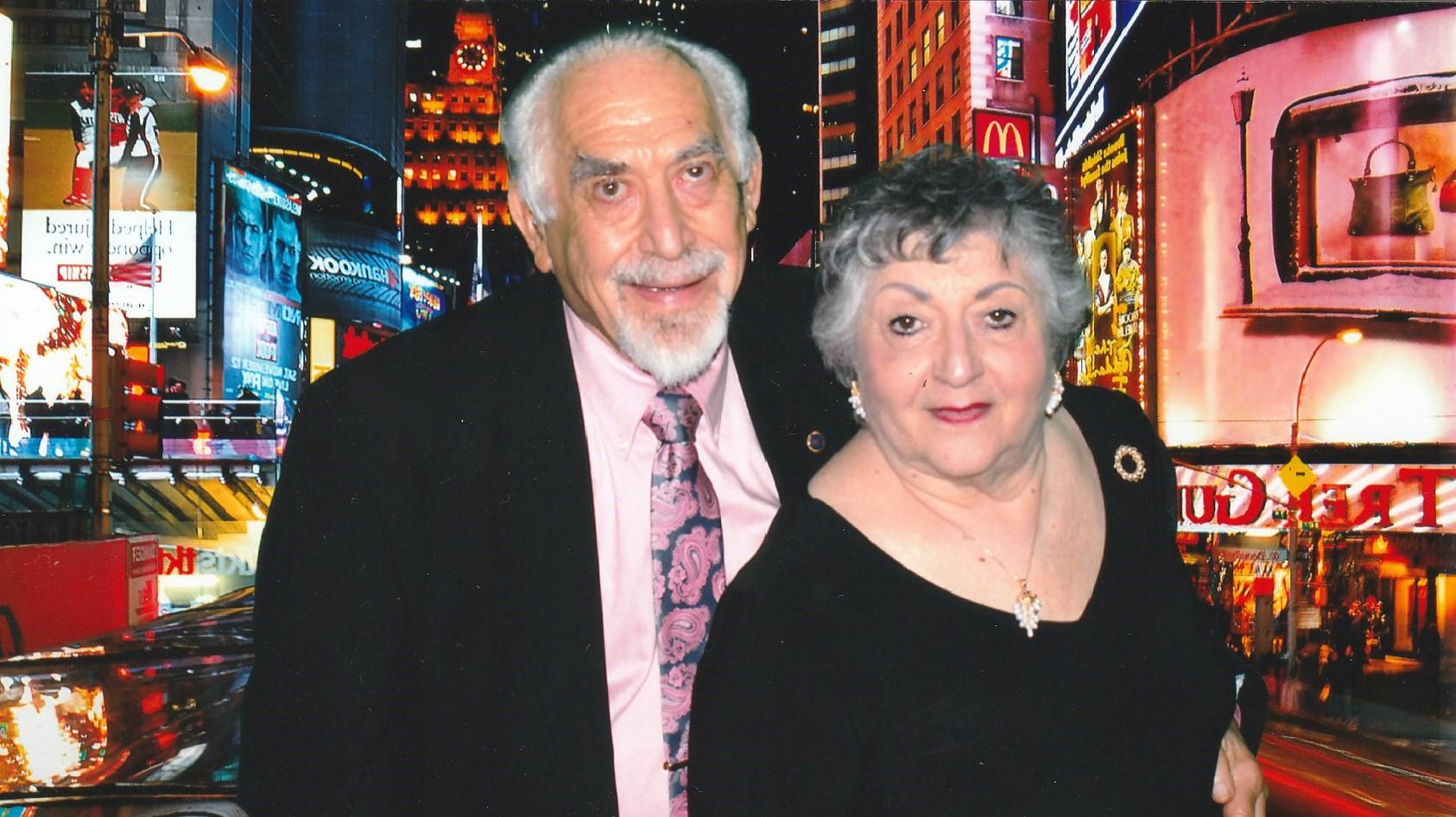 Ceil & Walter Roth