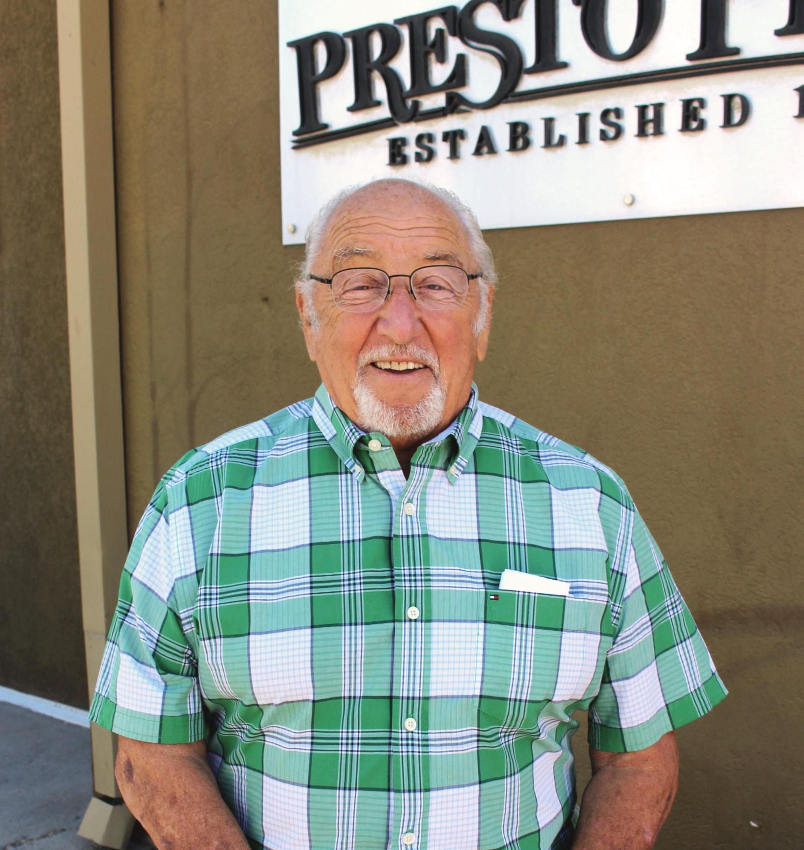 Joe Varanakis- Owner/President
