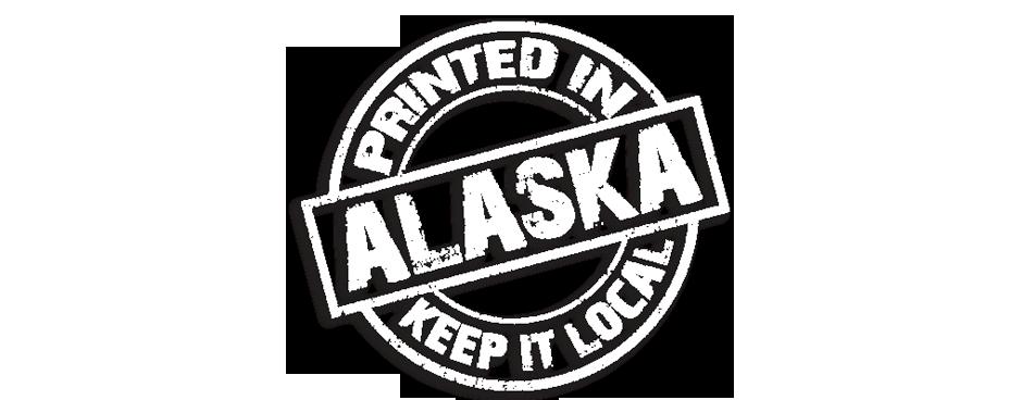 Printed in Alaska