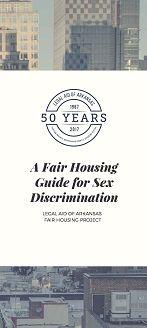 A Fair Housing Guide for Sex Discrimination