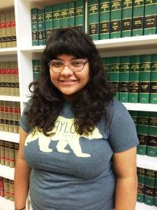 Aaliyah Olvera - University High School Graduate
