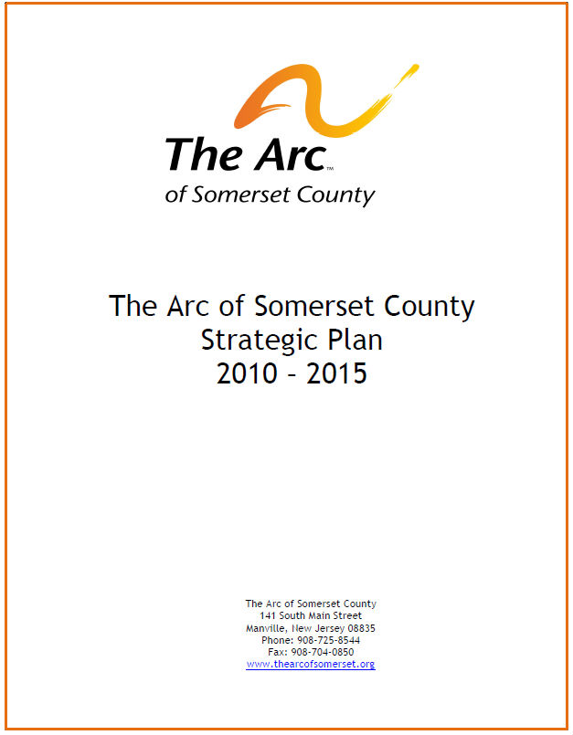 2010-2015 Strategic Plan