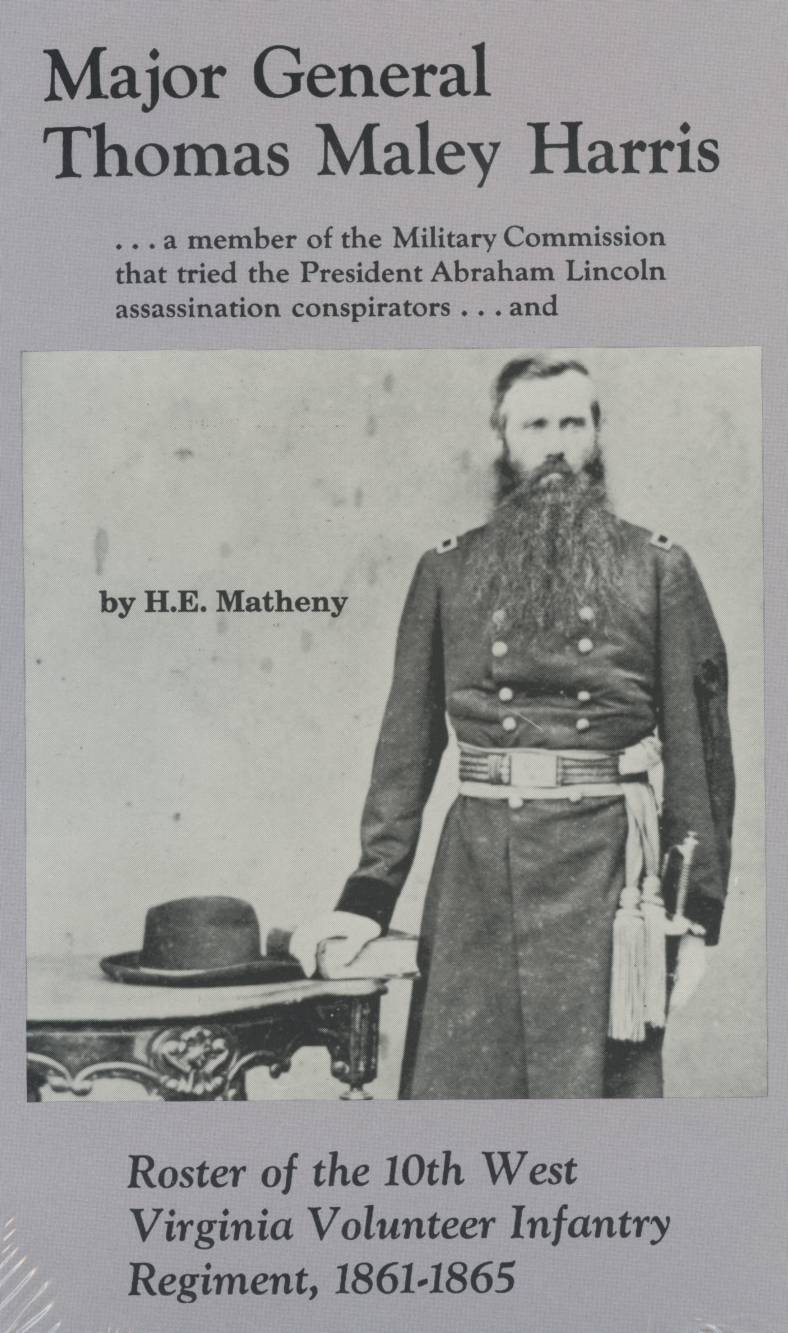 Major General Thomas Maley Harris