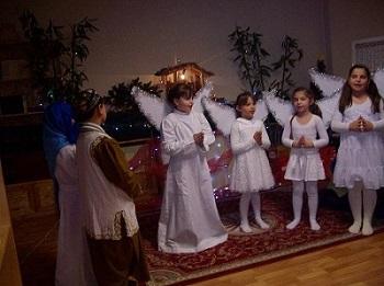 Christmas in Sekirovo