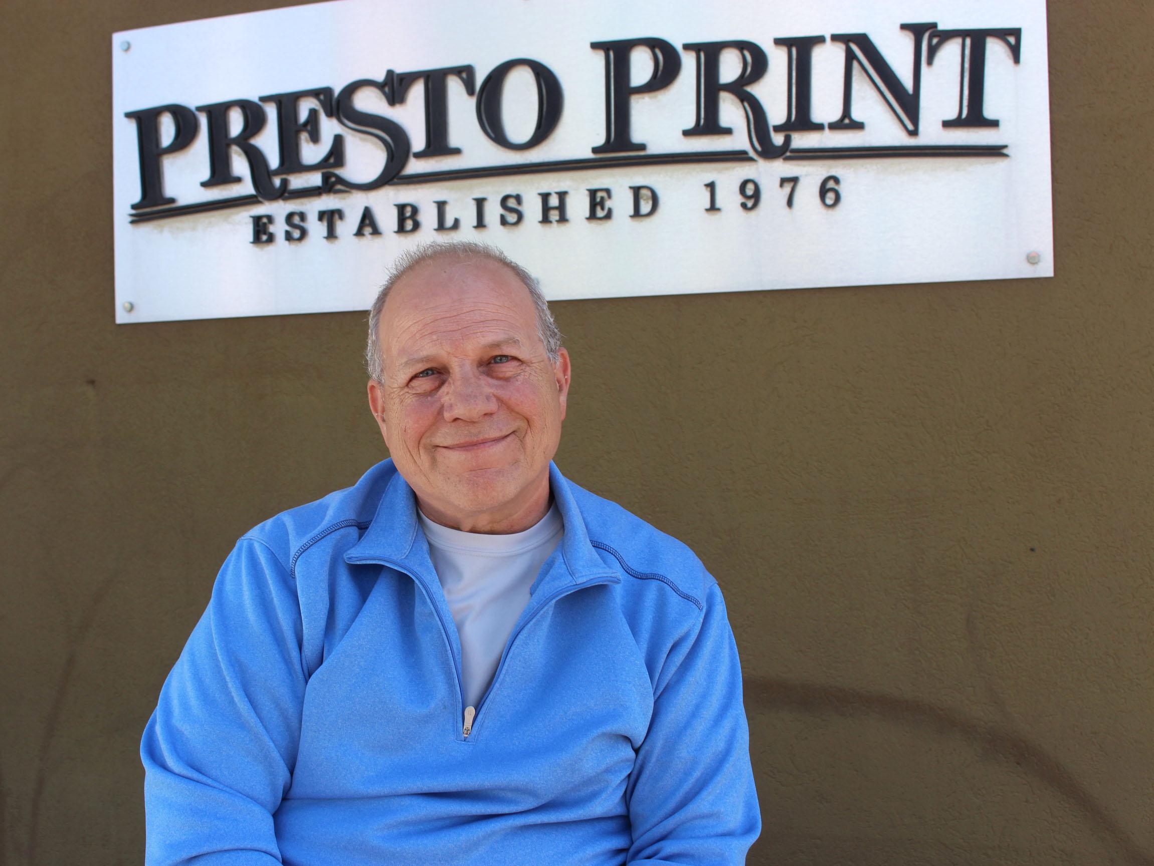 David McCullough- Digital Press Specialist
