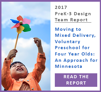 Read the 2016 PreK-3 Design Team Report