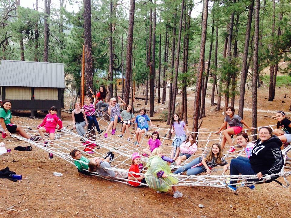 ARIZONA Whispering Pines Camp