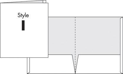 Reinforced Side Folder